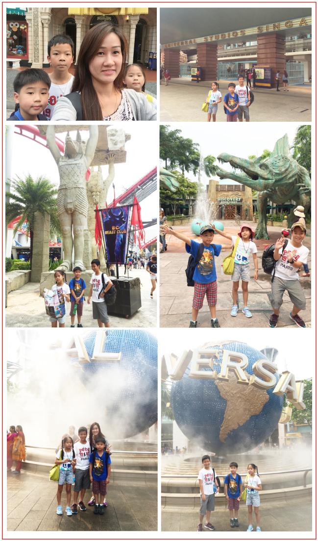 Summer in Singapore กับพี่ดา LSC