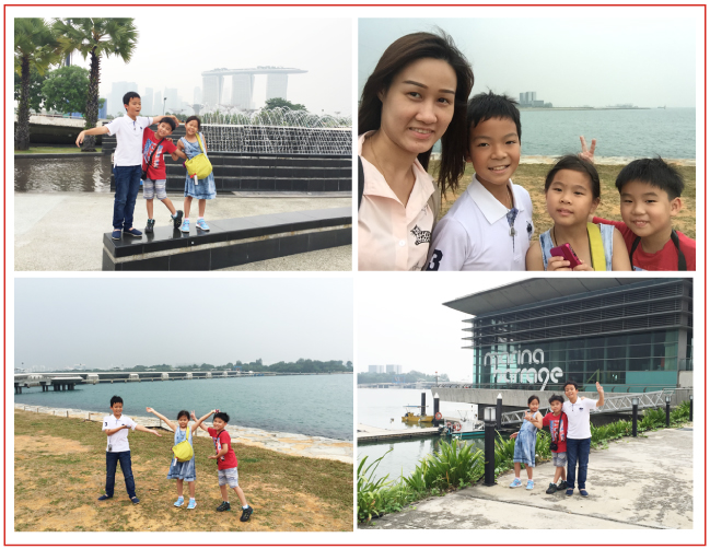 Summer Singapore by LSC